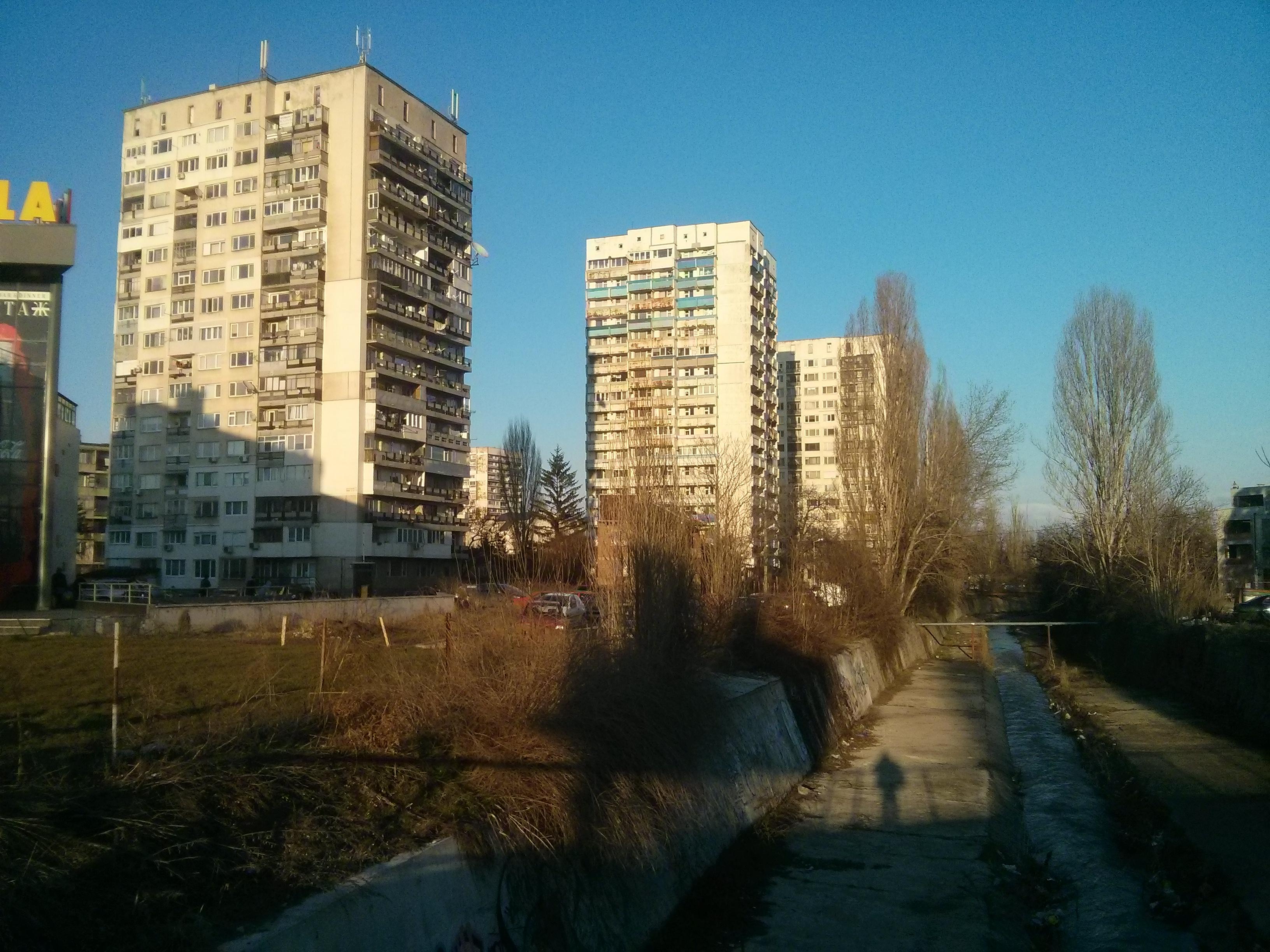 Панелен комплекс в София