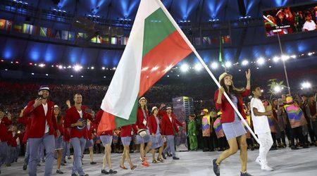 Ивет Лалова води бъгарският отбор на откриването на Олимпийски игри Рио 2016 Снимка: Reuters