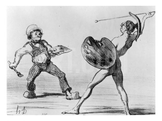 honore-daumier-battle-of-the-schools-idealism-and-realism-illustration-from-the-series-fantaisies_a-g-9037309-8880731