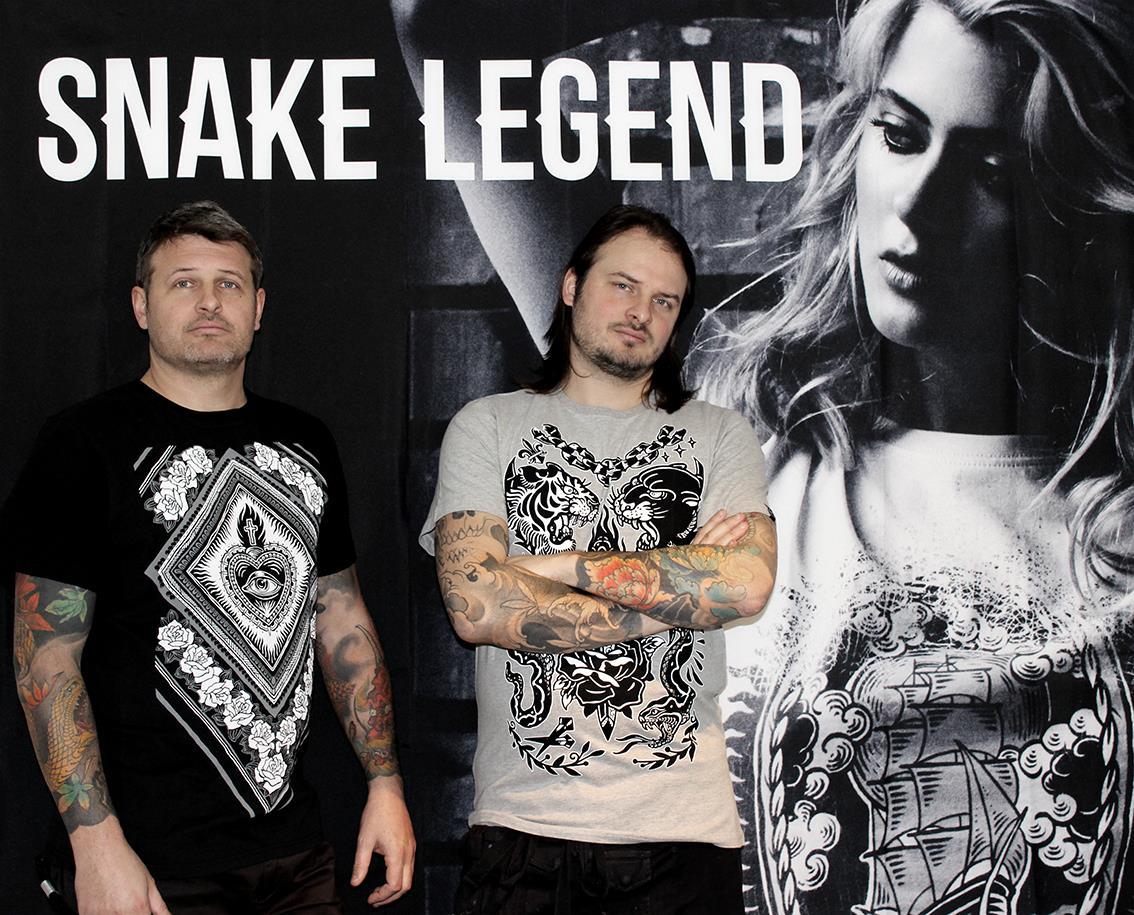 Калоян Смоков и Стилиян Смоков - Snake Legend