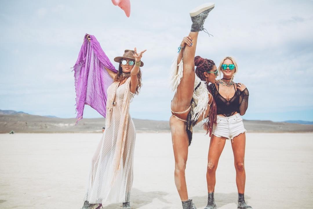 Резултат с изображение за фестивал Burning Man.
